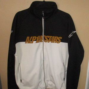 Mens Alpinestars Athletic Jacket Sz XL